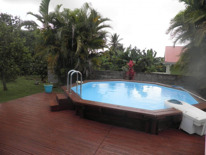 Location de vacances - Villa à Capesterre Belle Eau