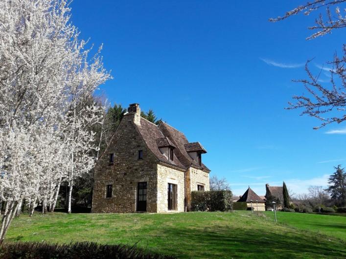 Location de vacances - Chambre d'hôtes à Saint-Crépin-et-Carlucet - Table d'hôtes