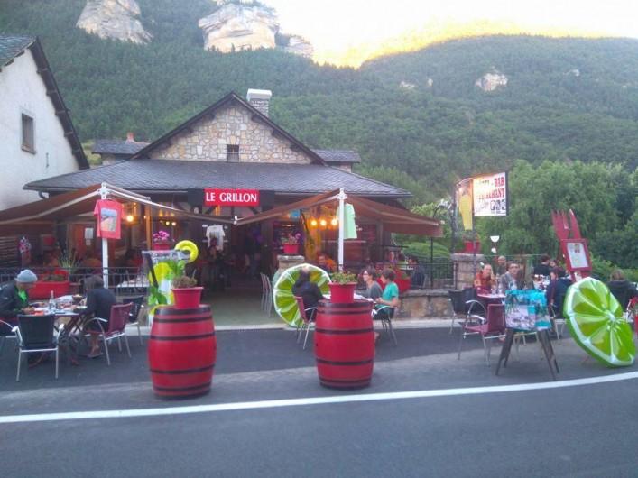 Location de vacances - Hôtel - Auberge à Les Vignes