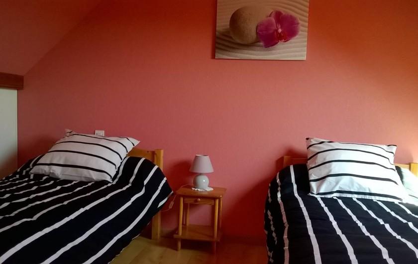 Location de vacances - Gîte à Telgruc-sur-Mer - Chambre 2