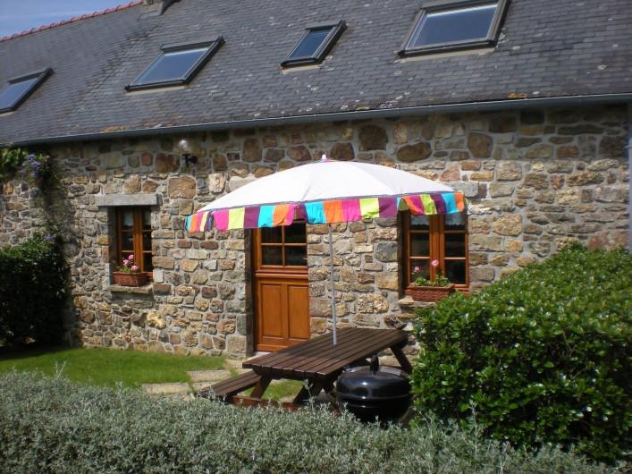 Location de vacances - Gîte à Telgruc-sur-Mer - BENIGUET