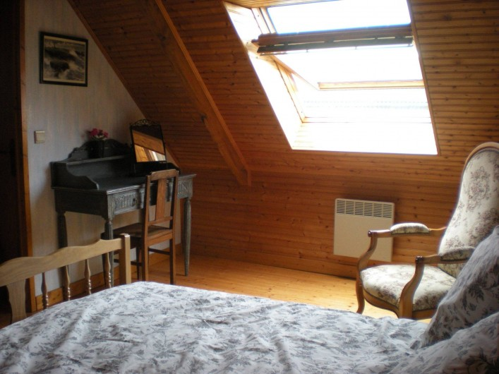 Location de vacances - Gîte à Telgruc-sur-Mer - Chambre 1