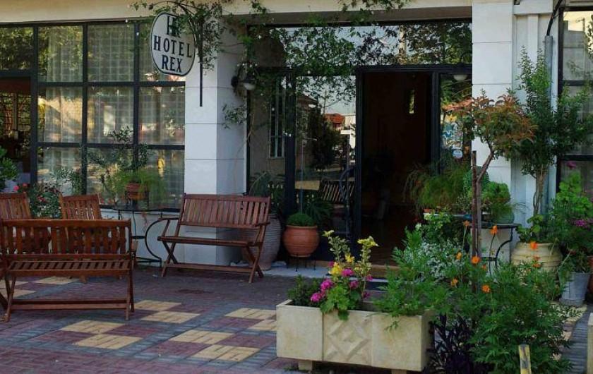 Location de vacances - Hôtel - Auberge à Zacharo