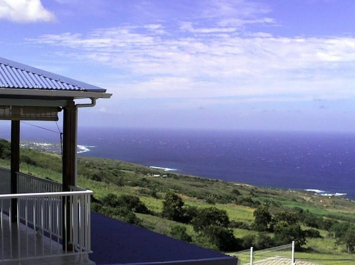 Location de vacances - Villa à Piton Saint-Leu - Une partie de la vue