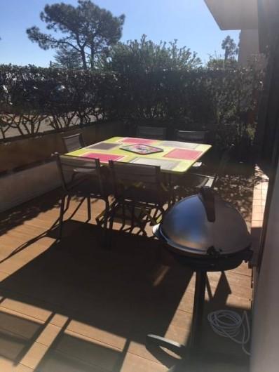 Location de vacances - Studio à Capitou