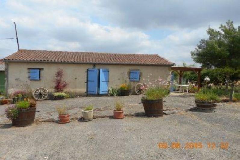 Location de vacances - Gîte à Castelnau-Barbarens