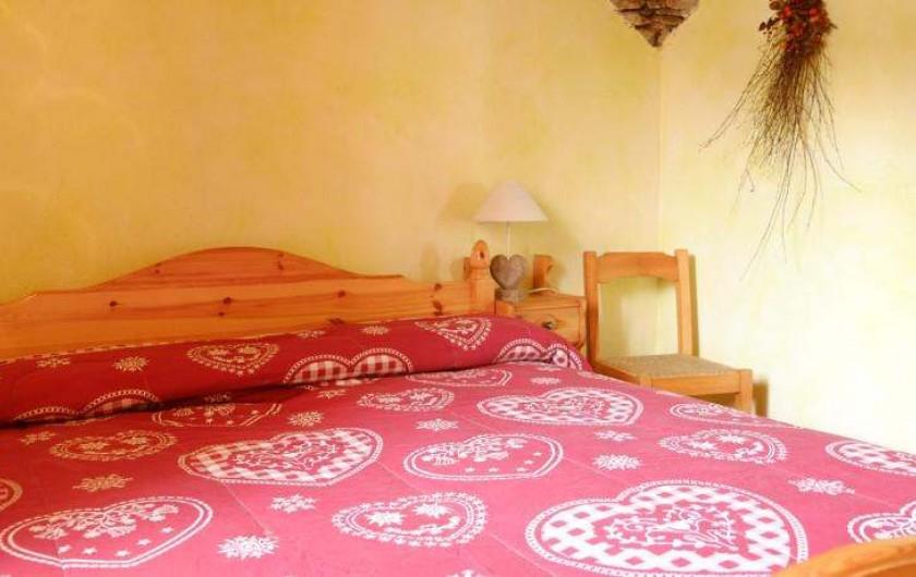 Location de vacances - Appartement à Saint-Nicolas - Chambre double