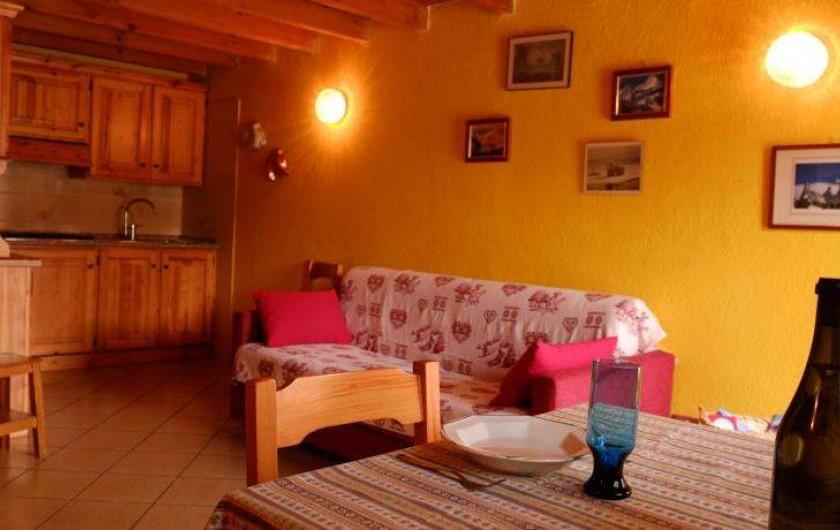 Location de vacances - Appartement à Saint-Nicolas - Coin cuisine