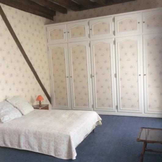 Location de vacances - Gîte à La Ferté-Villeneuil - Chambre