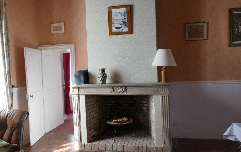 Location de vacances - Gîte à La Ferté-Villeneuil - Gîte de groupe de La Vallée de l'Aigre