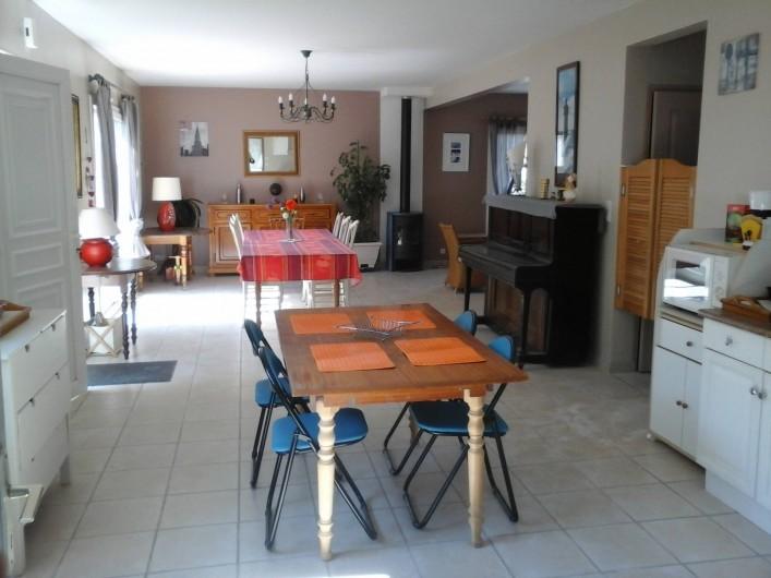 Location de vacances - Maison - Villa à Carolles - cuisine