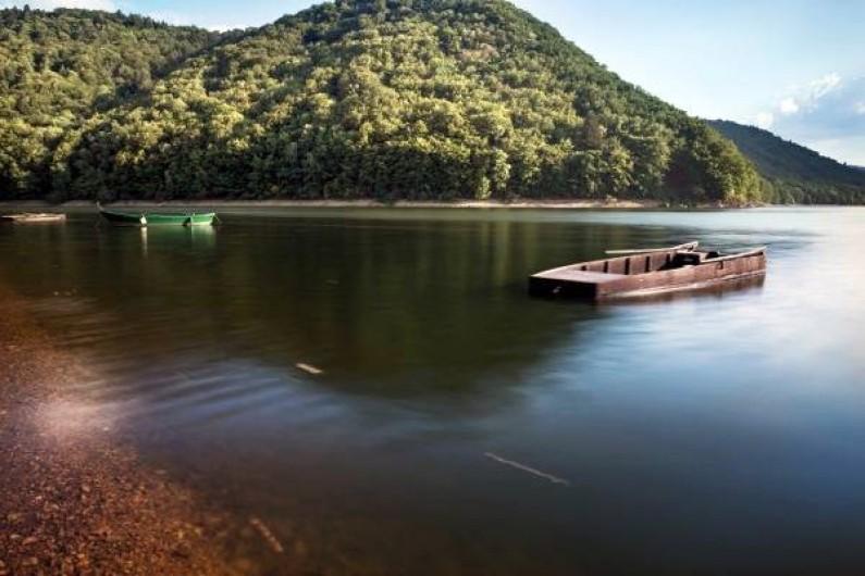 Location de vacances - Gîte à Charensat - Lac des Fades
