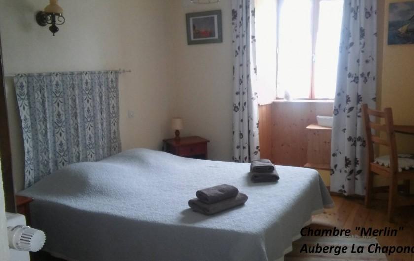 Location de vacances - Hôtel - Auberge à Saint-Christophe-sur-Dolaison