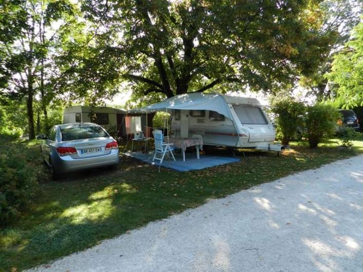 Location de vacances - Camping à Rocamadour