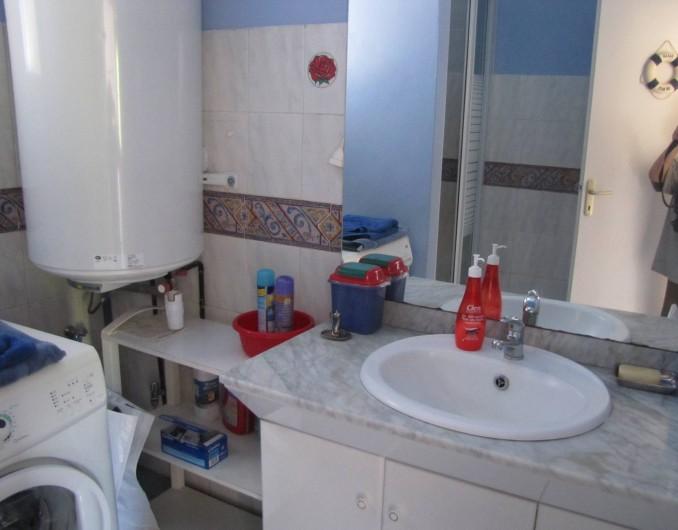 Location de vacances - Villa à Soulac-sur-Mer - Salle de bain