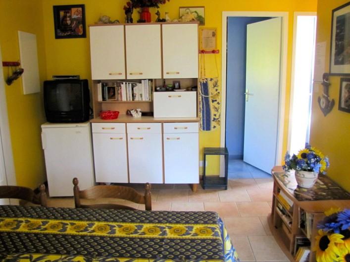 Location de vacances - Villa à Soulac-sur-Mer - interieur