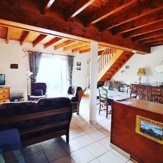 Location de vacances - Maison - Villa à Nivillac - Interior d'un Gite