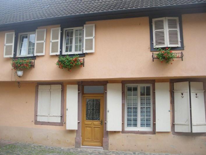 Location de vacances - Studio à Kaysersberg