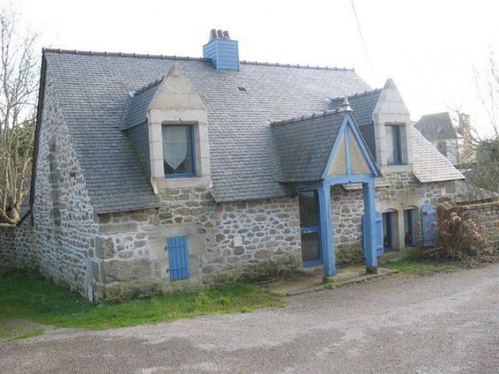 Location de vacances - Maison - Villa à Audierne - Accès façade