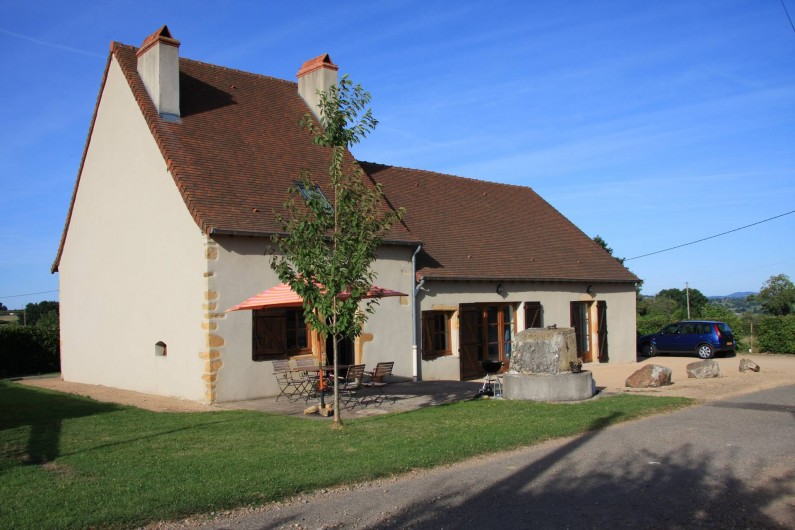 Location de vacances - Maison - Villa à Poisson - La Maison du Gardien