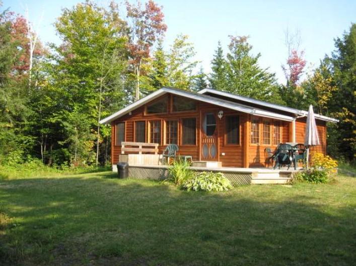 Location de vacances - Chalet à Shawinigan - Chalet 1 chambre