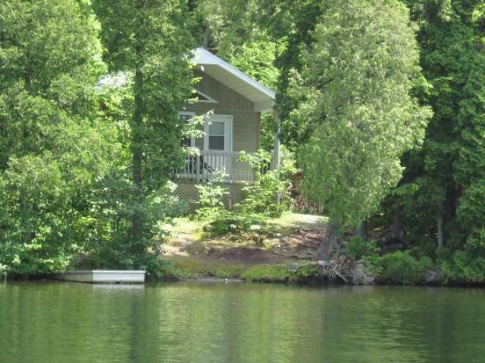 Location de vacances - Chalet à Shawinigan - 4510-Chalet 1 chambre