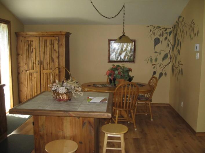 Location de vacances - Chalet à Shawinigan - 4400 salle à manger