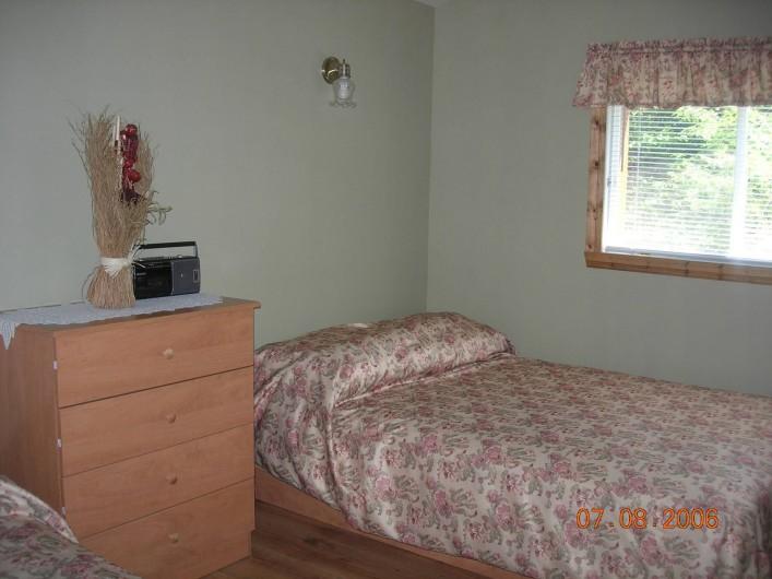 Location de vacances - Chalet à Shawinigan - 4400-chambre, 2 lits