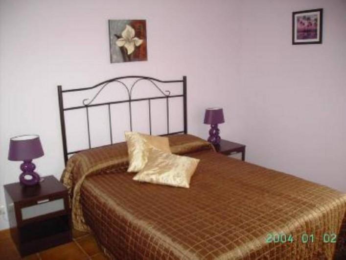 Location de vacances - Appartement à Carcaixent - Chambre 1
