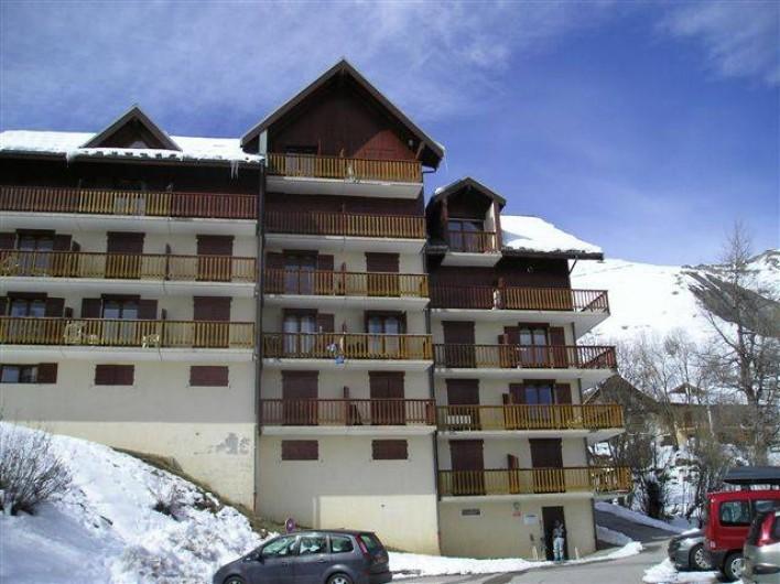 Location de vacances - Appartement à Saint-Sorlin-d'Arves - Résidence calme du Belvédère