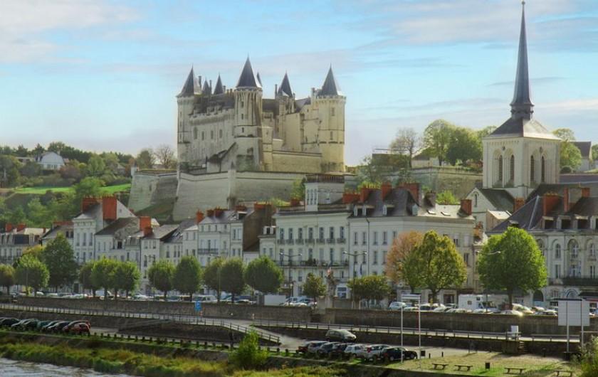 Location de vacances - Appartement à Saumur
