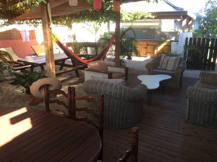 Location de vacances - Maison - Villa à Saint-Gilles les Bains - L'extérieur