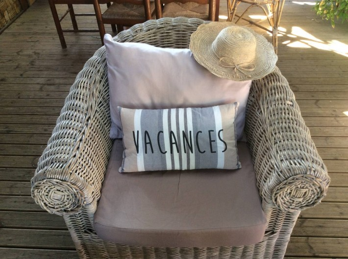 Location de vacances - Maison - Villa à Saint-Gilles les Bains - Vive les vacances.