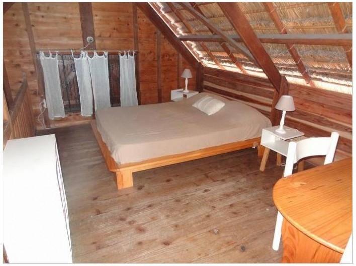 Location de vacances - Maison - Villa à Saint-Gilles les Bains - Coin chambre 1 à l'étage
