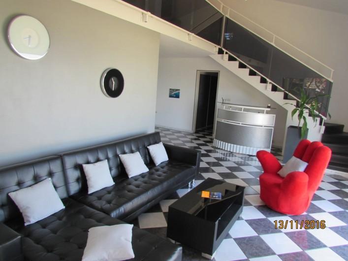 Location de vacances - Villa à Bois De Nèfles - Séjour