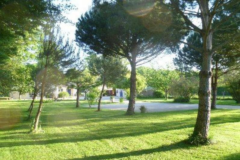 Location de vacances - Villa à Coulon