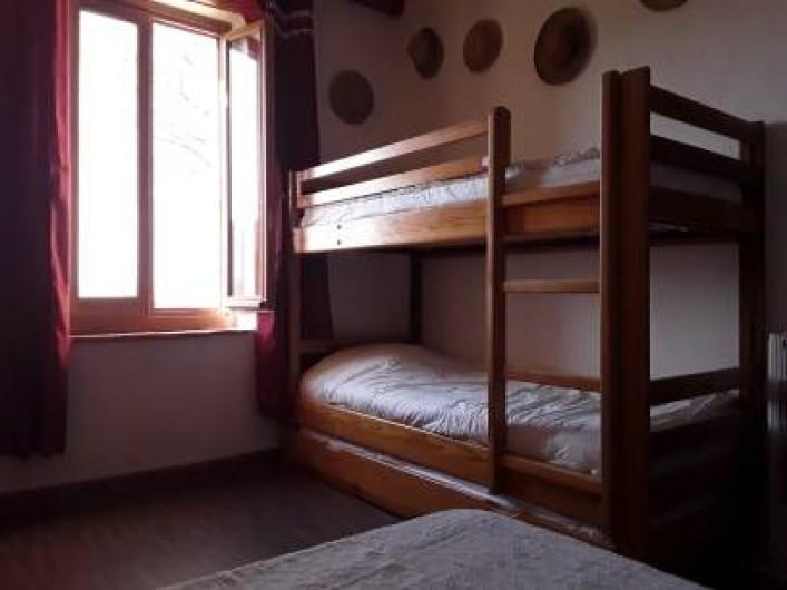 Location de vacances - Mas à Saint-Victor-la-Coste - Chambre 2