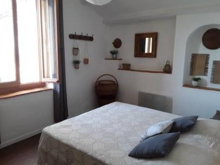 Location de vacances - Mas à Saint-Victor-la-Coste - Chambre 3