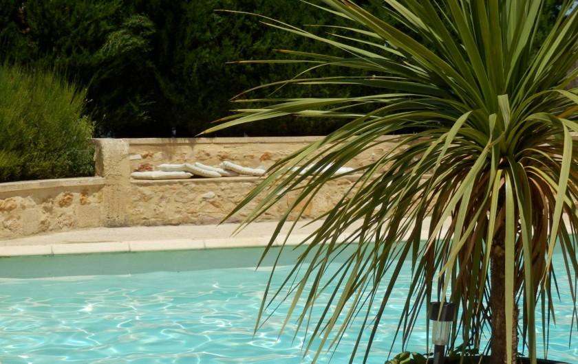Location de vacances - Mas à Saint-Victor-la-Coste