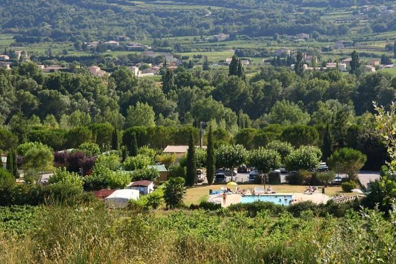 Location de vacances - Camping à Saint-Marcellin-lès-Vaison