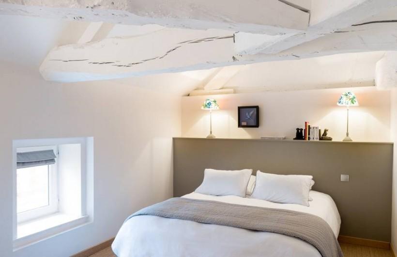 Location de vacances - Chambre d'hôtes à Pierreclos - Suite familiale Joseph chambre 1