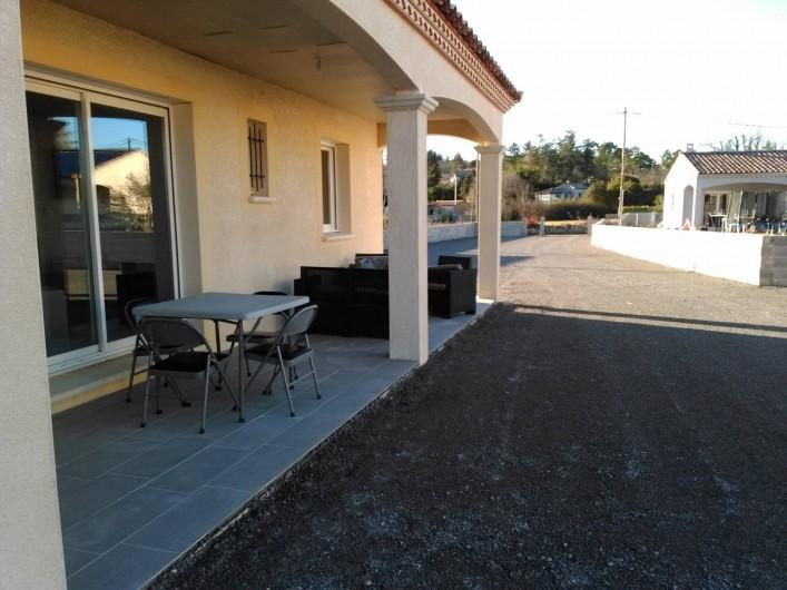 Location de vacances - Gîte à Saint-Alban-Auriolles