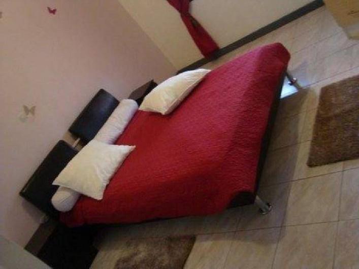 Location de vacances - Appartement à Yaoundé - Chambre Principale Appartement Orchidée