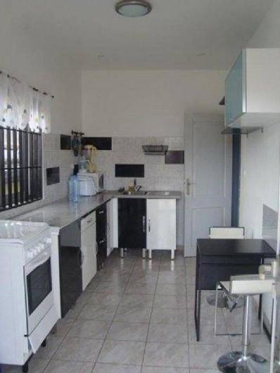 Location de vacances - Appartement à Yaoundé - Cuisine Appartement Camélia 2 Chambres