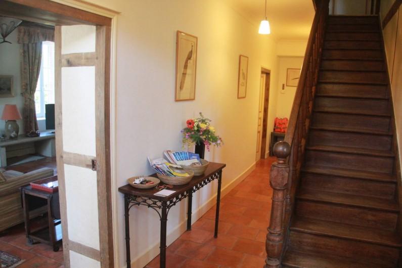 Location de vacances - Villa à Saint-Moreil - Entree