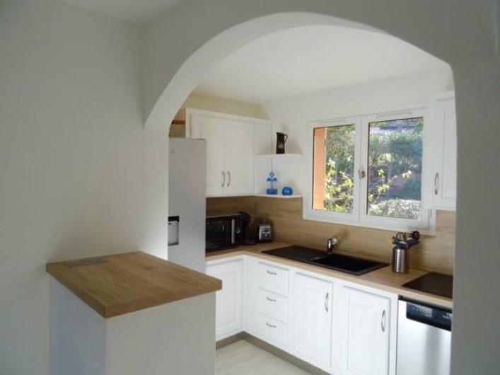 Location de vacances - Villa à Porto-Vecchio - La Cuisine