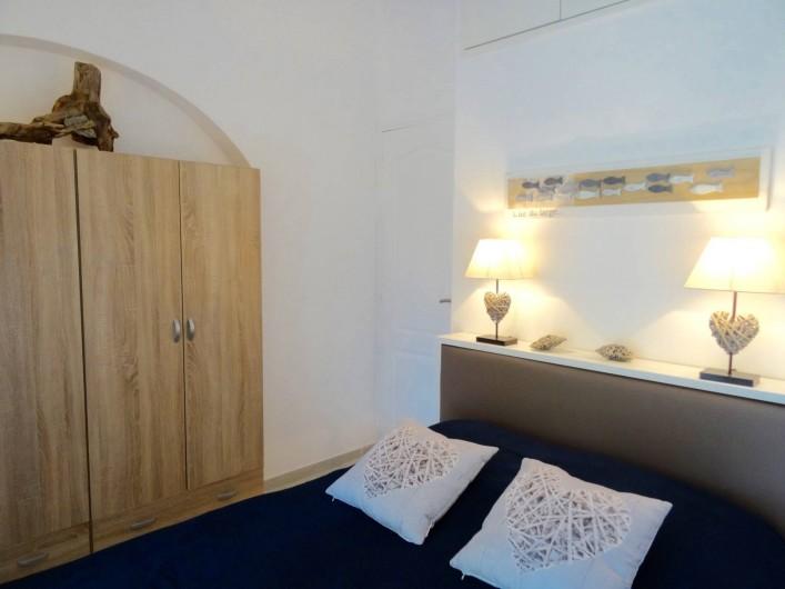 Location de vacances - Villa à Porto-Vecchio - La Chambre du Rez de Jardin