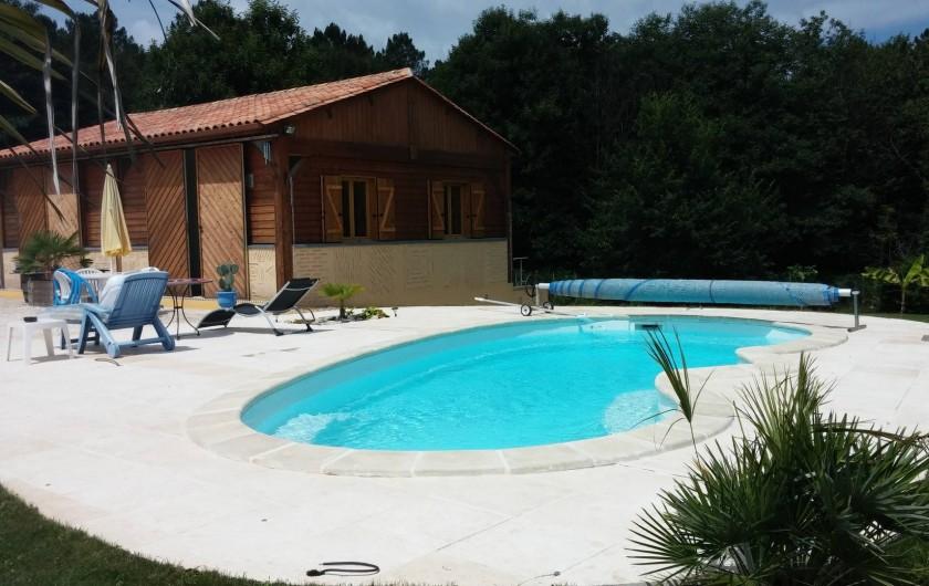 Location de vacances - Studio à Agonac