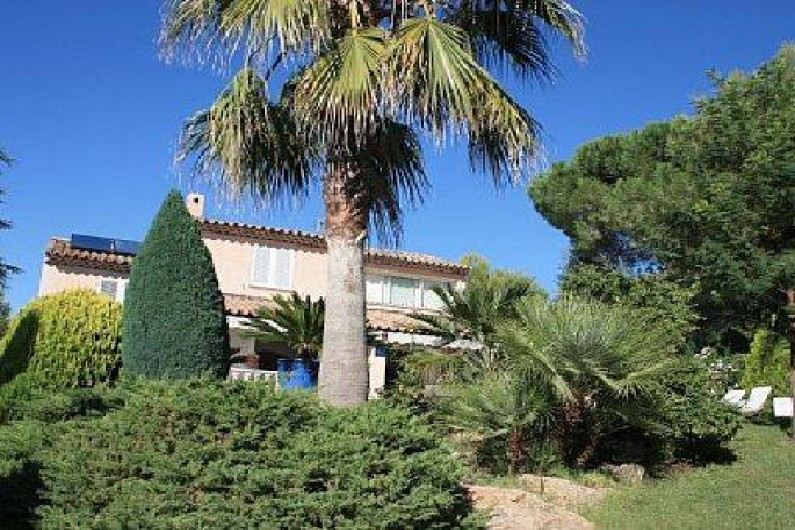 Location de vacances - Villa à Saint-Raphaël
