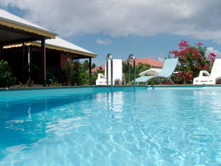 Location de vacances - Bungalow - Mobilhome à Deshaies - Gites Couleurs Créoles